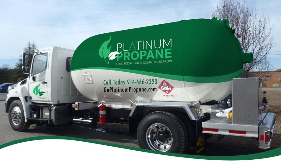 Platinum Propane Truck Design